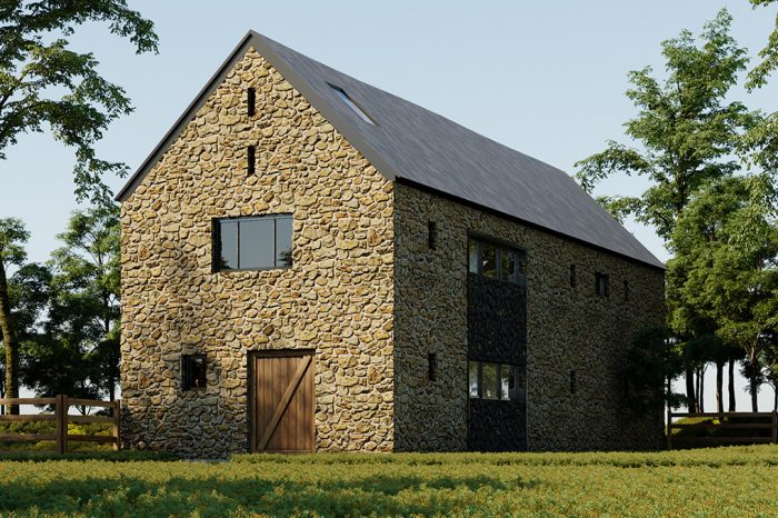 2-Story Barn Conversion & Extension